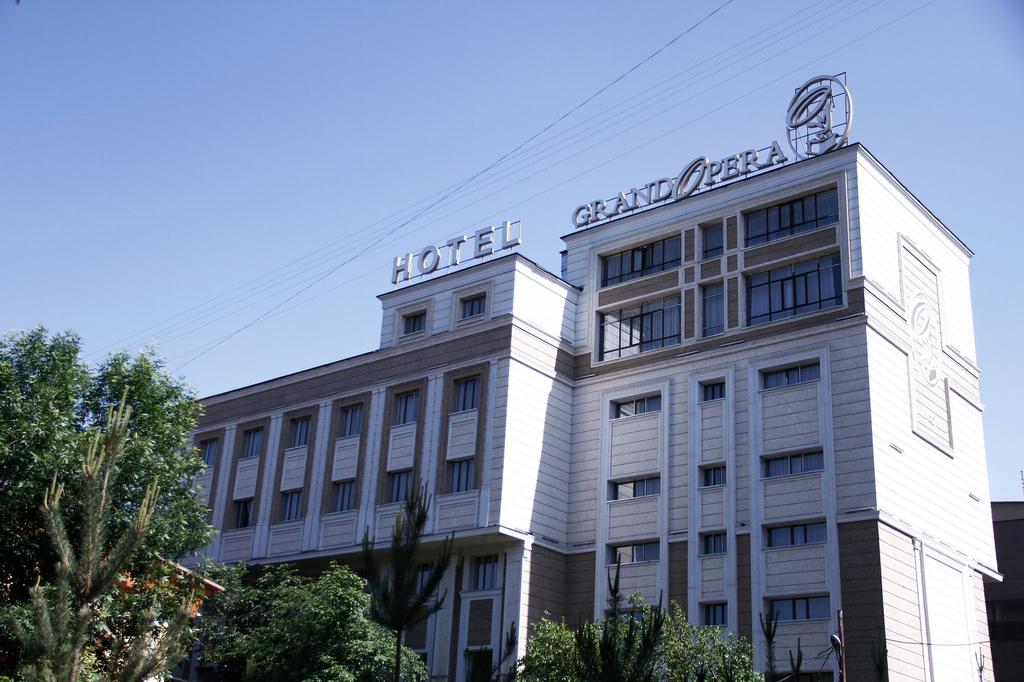 Grand Opera Hotel, Almaty (Alma-Ata)