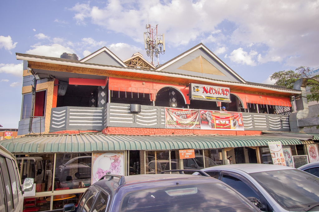 Hotel Nomad, Kajiado East