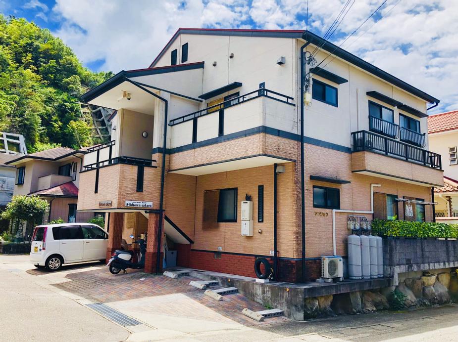 Midtown Sakura Apartment House 101, Nachikatsuura