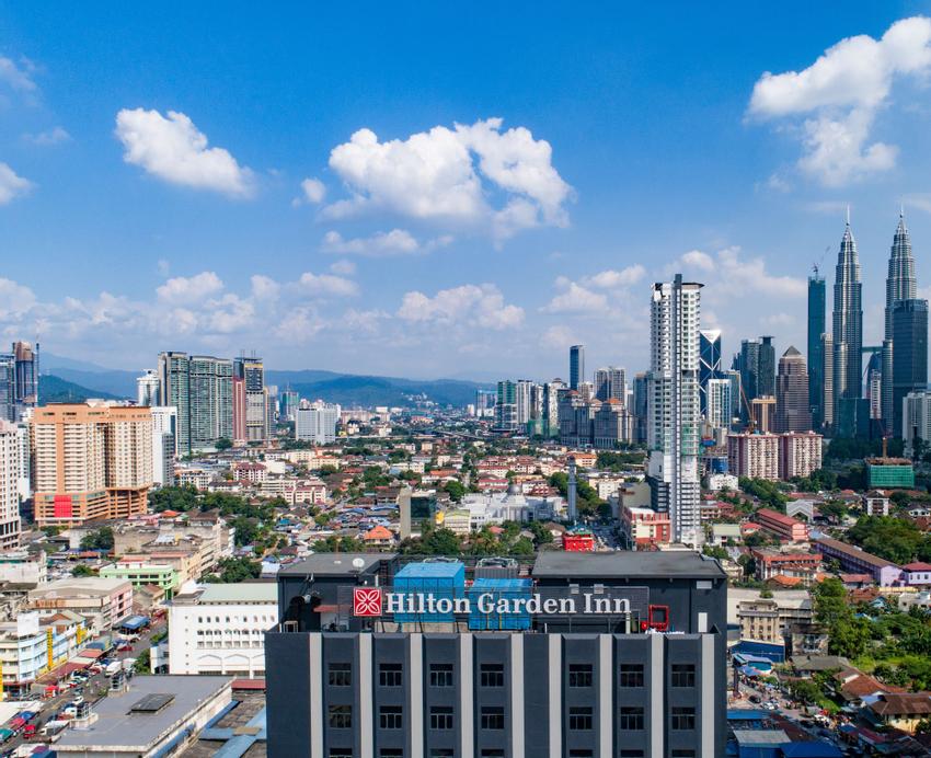 Hilton Garden Inn Kuala Lumpur Jalan Tuanku Abdul Rahman North, Kuala Lumpur