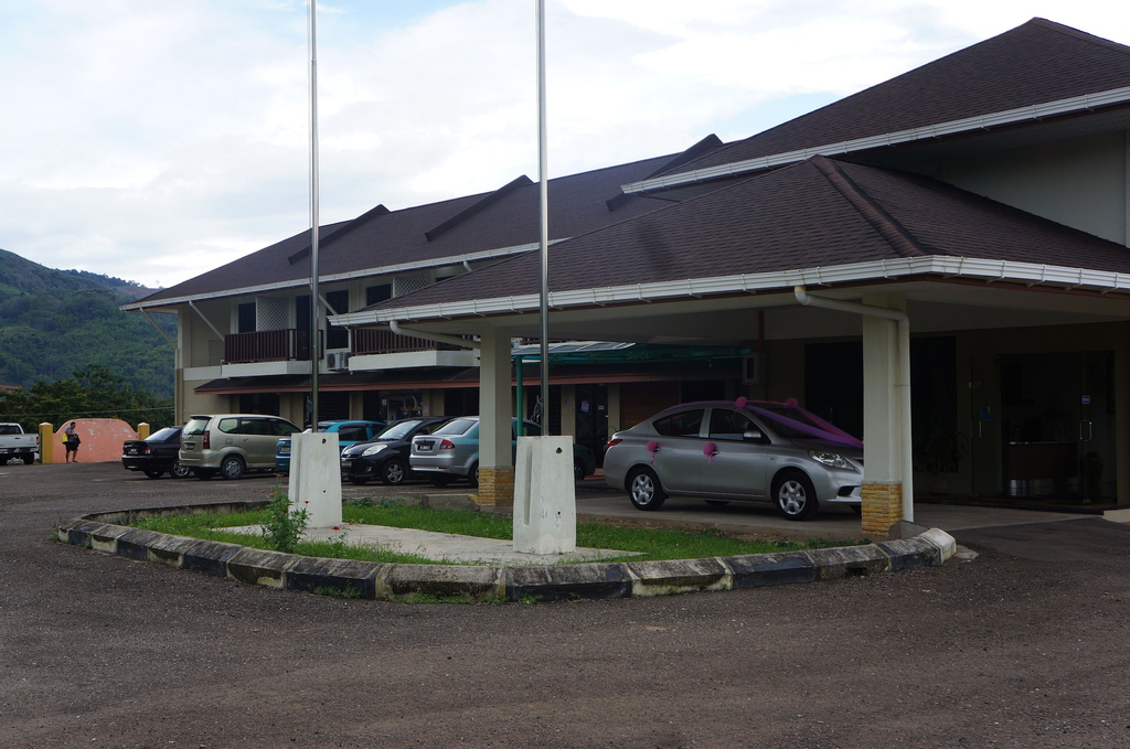 Tambunan Rafflesia Hotel, Tambunan