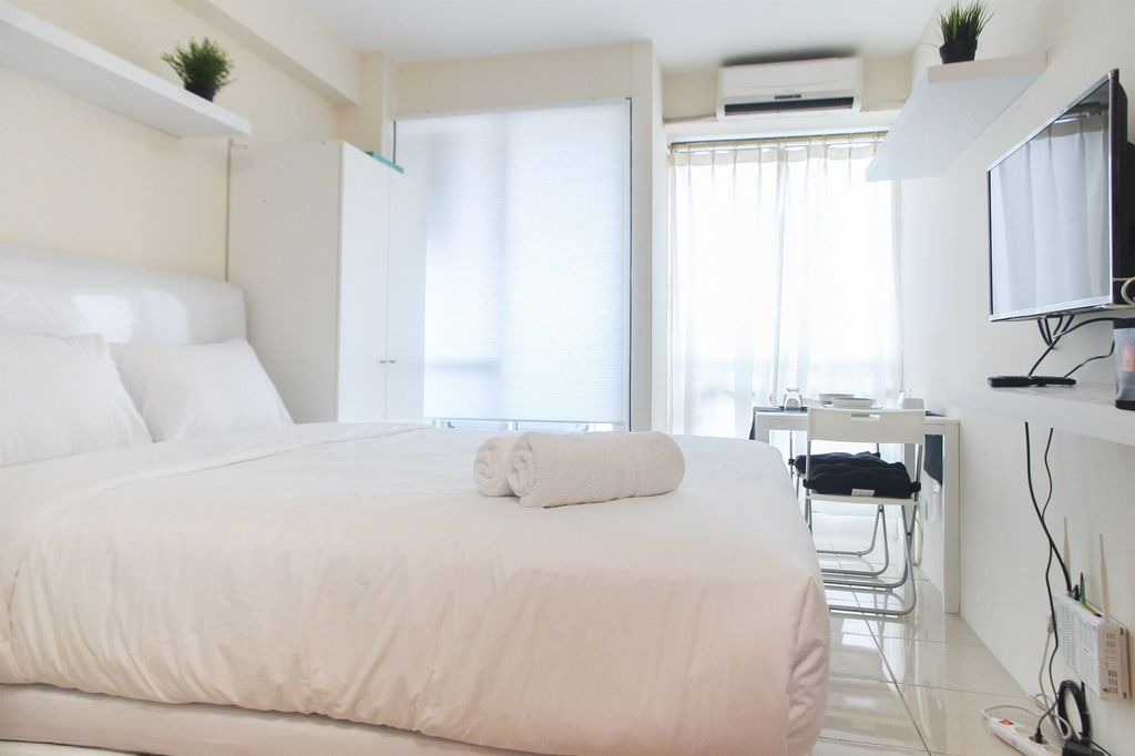 Homey and Comfy Studio @ Tifolia Apartment, East Jakarta