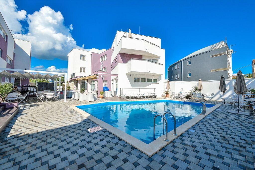 Hotel ZaDaR, Zadar
