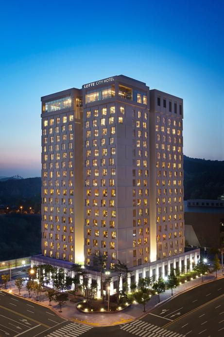 Lotte City Hotel Daejeon, Daedeok