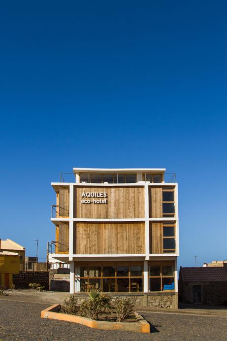 Aquiles Eco Hotel,