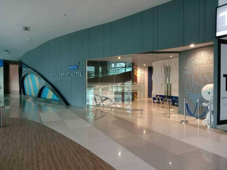 Digital Airport Hotel - Hostel, Jakarta Barat