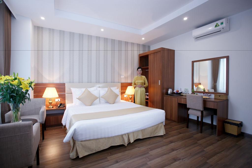 Hanoi Pomihoa Hotel, Hoàn Kiếm