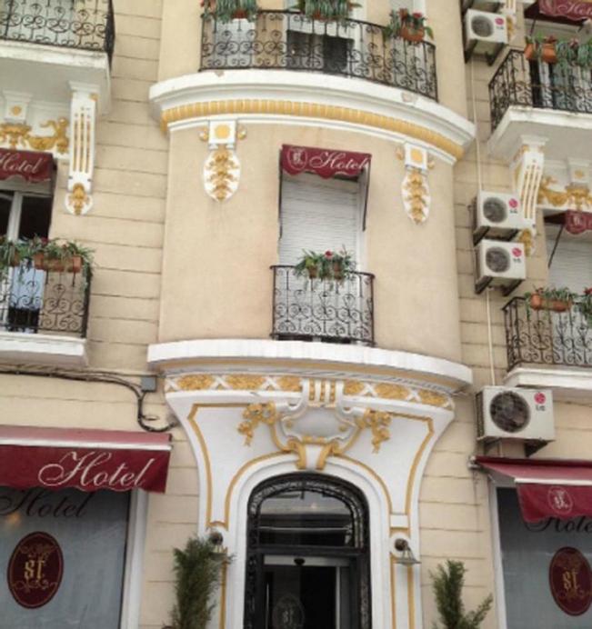 ST Hôtel, Bouzareah