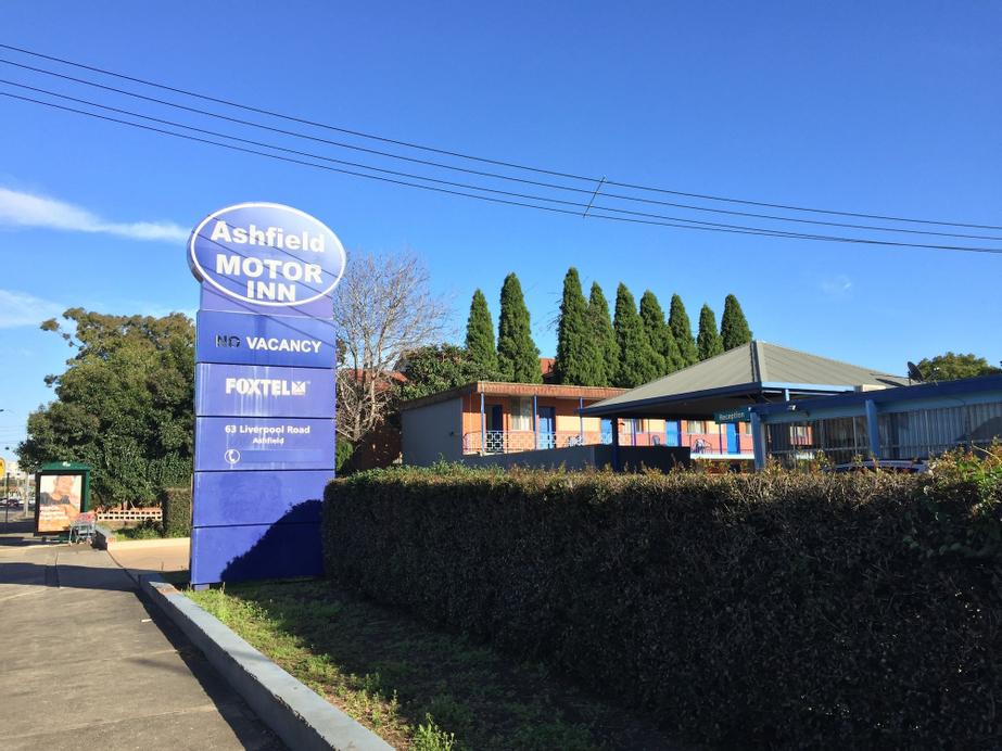 Ashfield Motor Inn, Ashfield