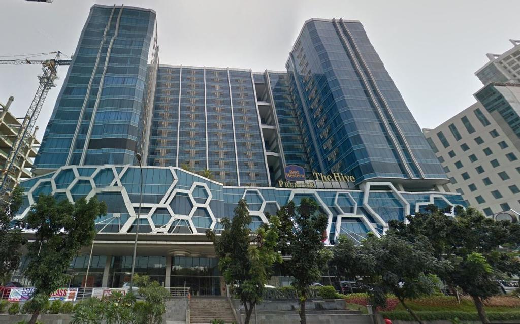Elegant and Best View Studio Tamansari The Hive Apartment, East Jakarta