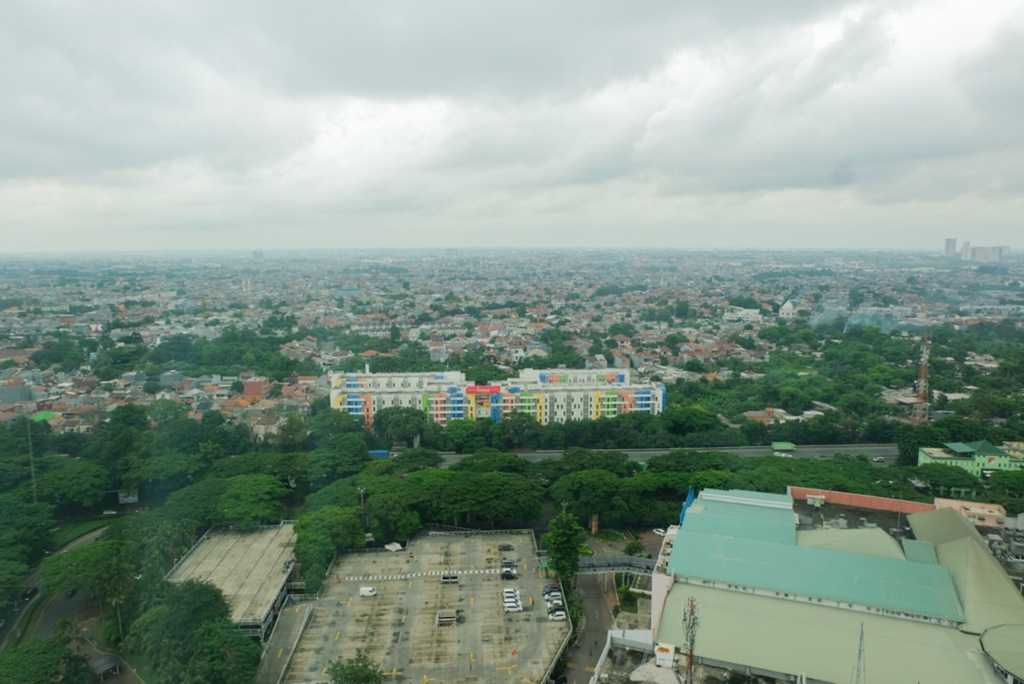 Studio Apartment with Mall Access at U Residence, Tangerang