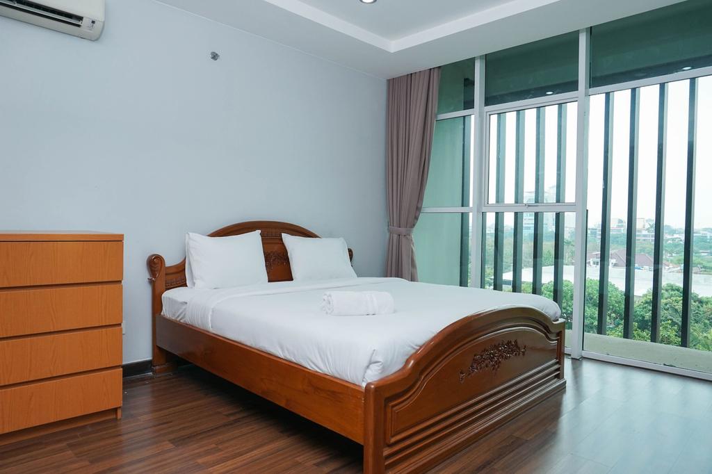 3BR Loft Apartment @ Satu8 Residence near Puri, Jakarta Barat