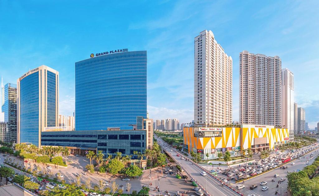 Grand Plaza Hanoi Hotel, Cầu Giấy