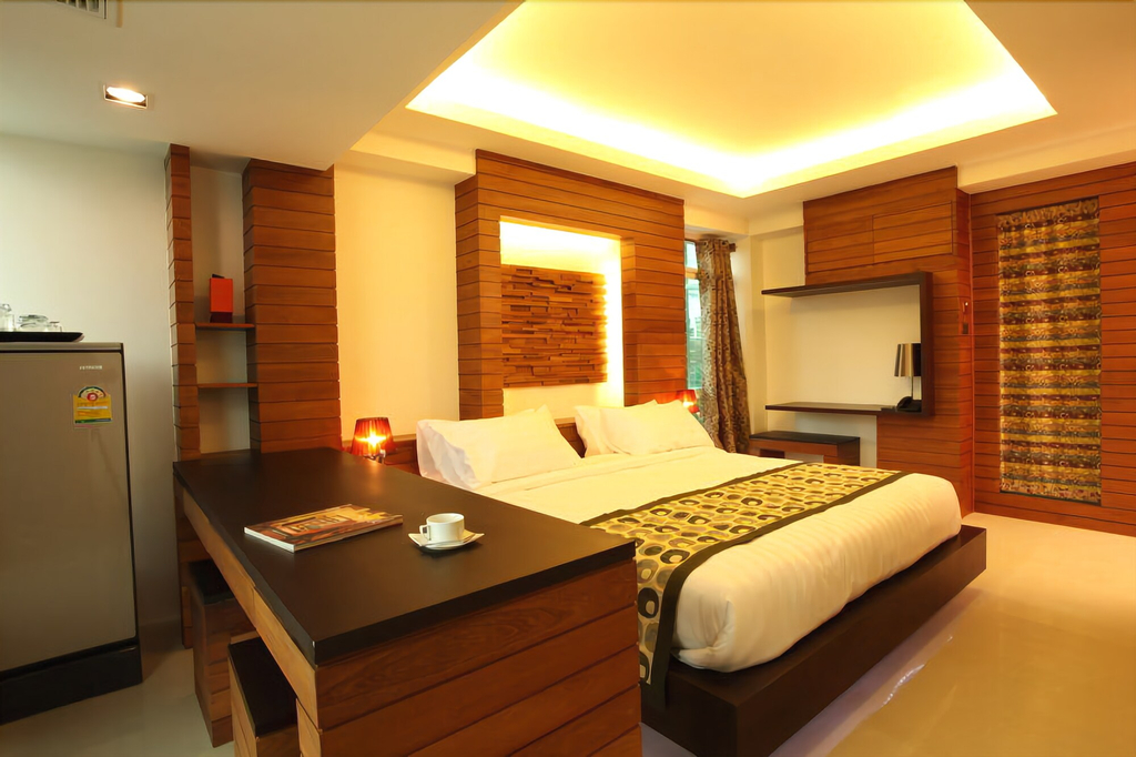 Baan Nueng Service Apartment, Phaya Thai