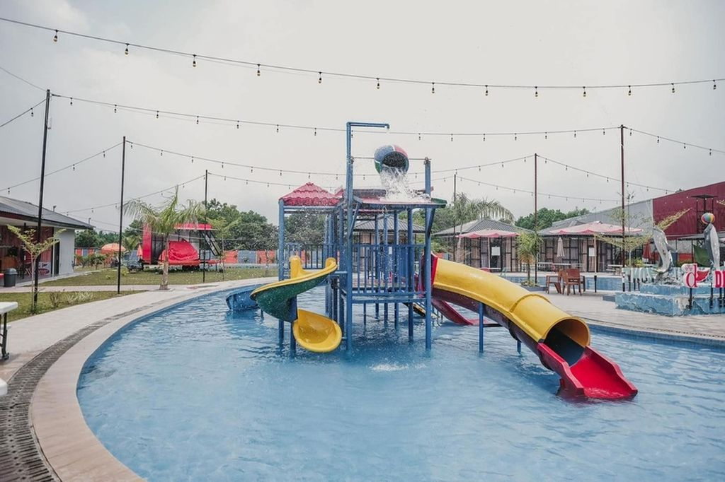 Dna Fun Zone Pekanbaru, Pekanbaru