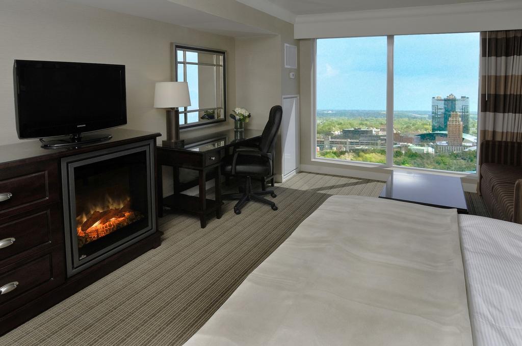 Hilton Niagara Falls/Fallsview Hotel & Suites, Niagara