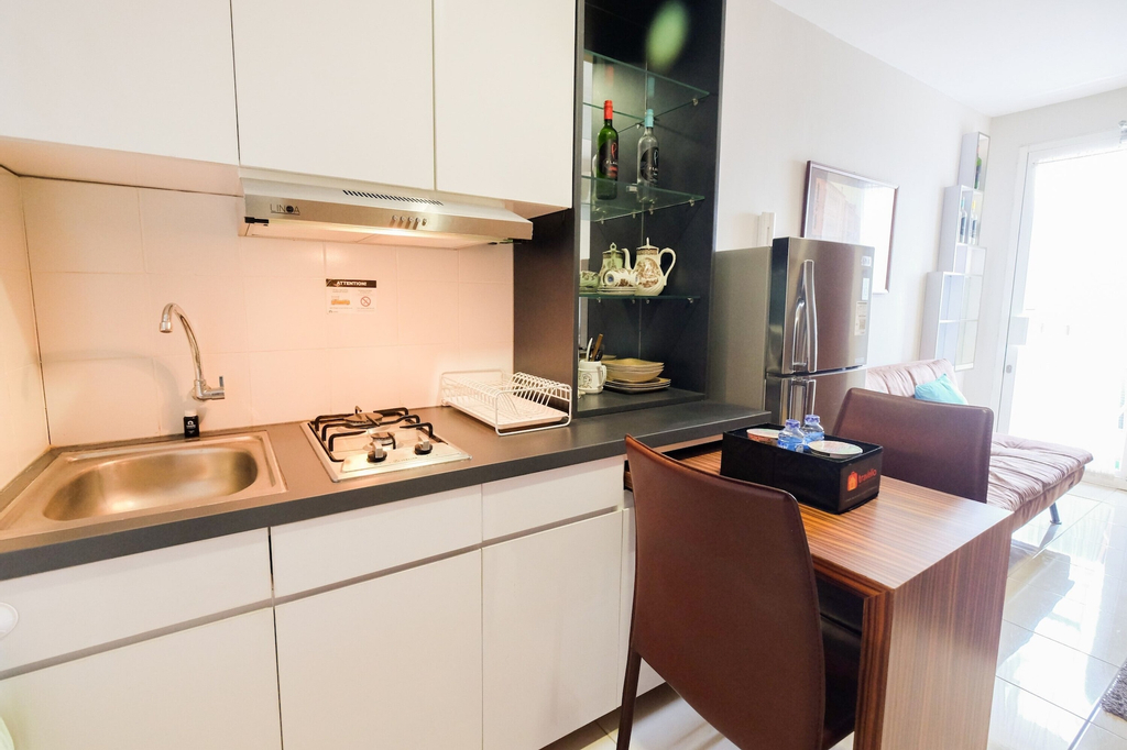 2BR Apartment at Cinere Bellevue Suites near Shopping Mall, Depok