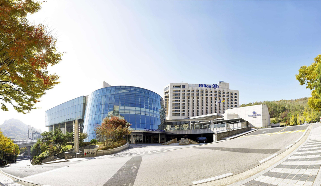 Grand Hilton Seoul, Eun-pyeong