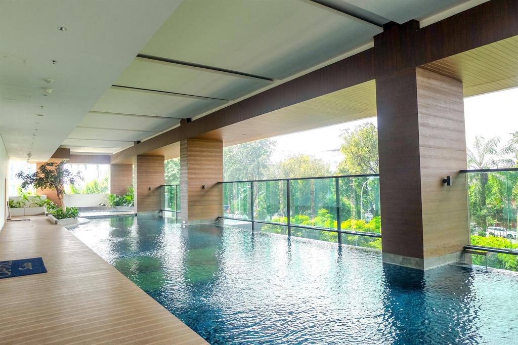Minimalist and Comfortable Studio at Capitol Suites Apartment, Jakarta Pusat