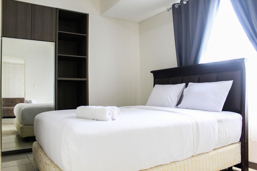 New Furnished 2BR Apartment at Silkwood Residence, Tangerang