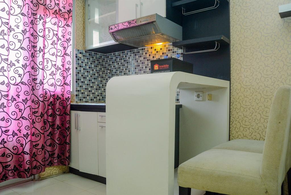 Cozy Studio Apartment at Grand Emerald Gading Nias Residences, Jakarta Utara