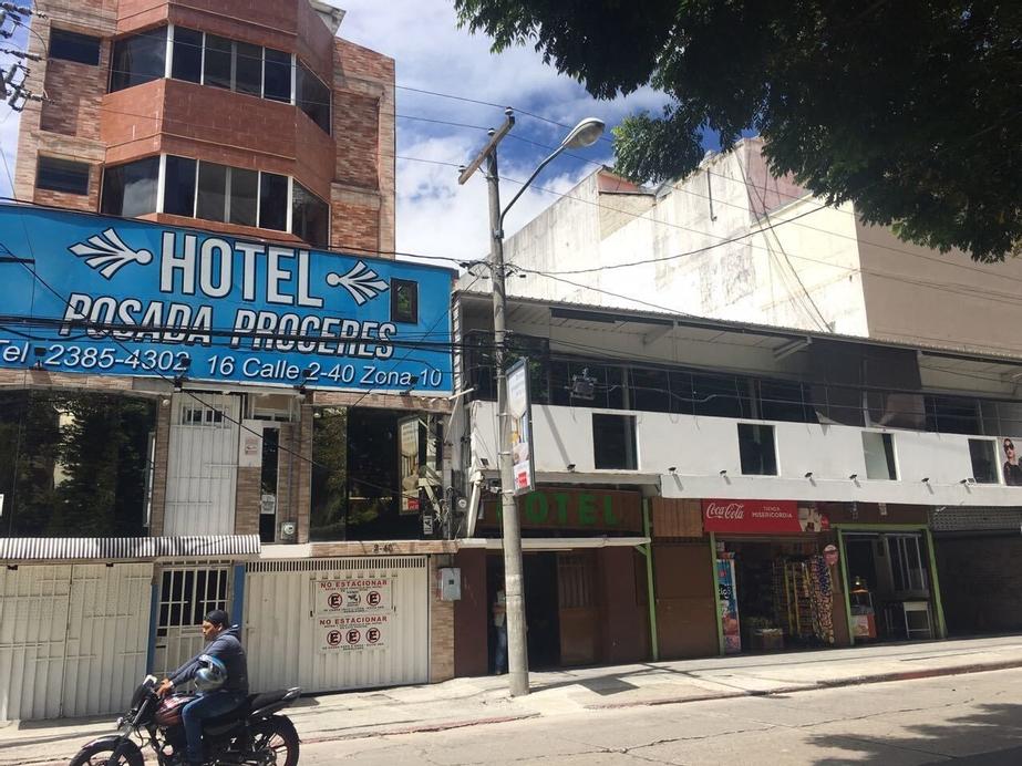 Hotel Posada de los Proceres, ZONA 10