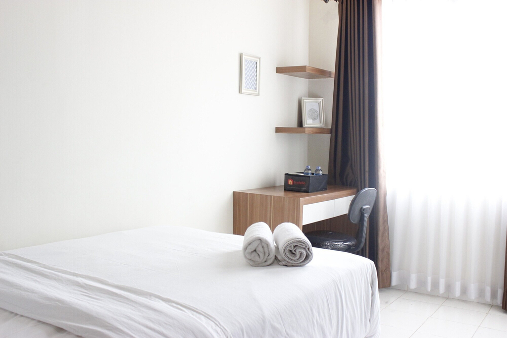 Relaxing Studio Apartment at Easton Park Residence Jatinangor, Sumedang