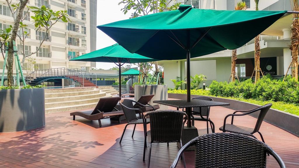Well Appointed Studio Apartment at Casa De Parco, Tangerang Selatan