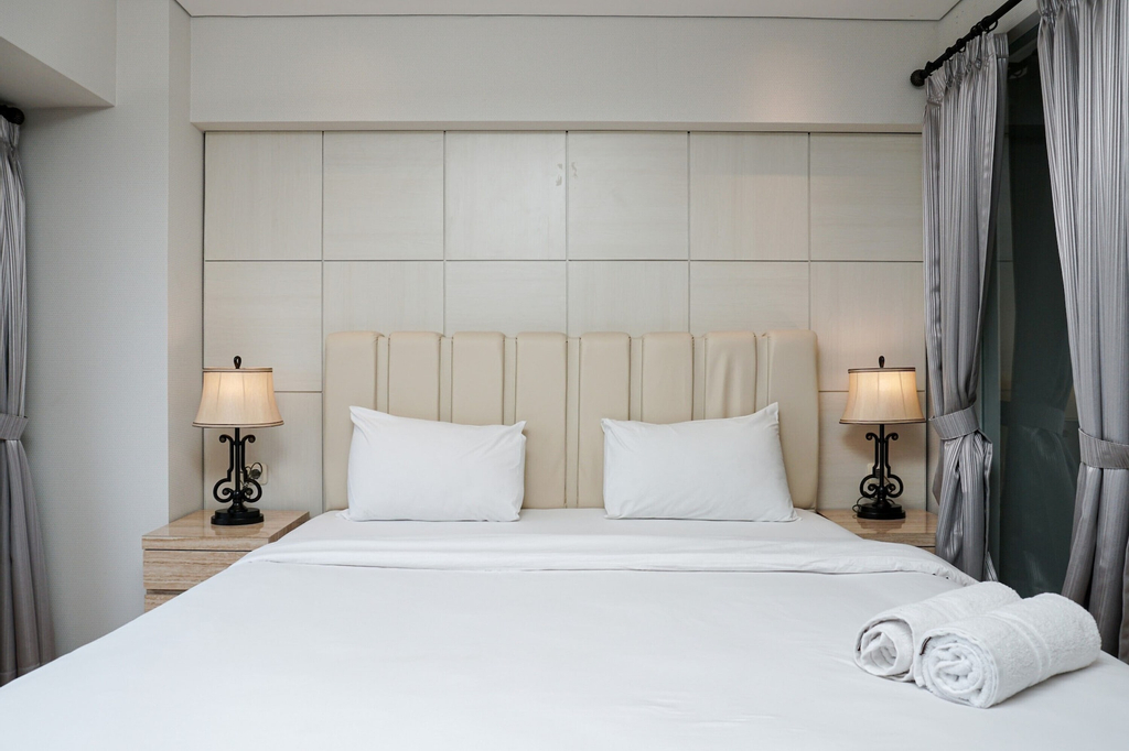 Stunning 2BR Loft Apartment at Maqna Residence, Jakarta Barat