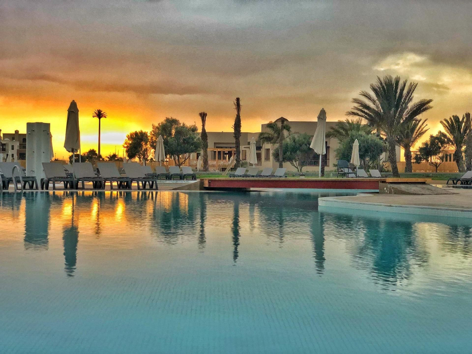 Oasis Saidia Palace, Berkane Taourirt