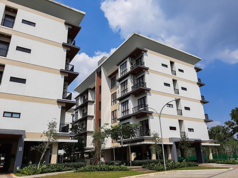 Homey 2BR Asatti Apartment at Vanya Park BSD, Tangerang