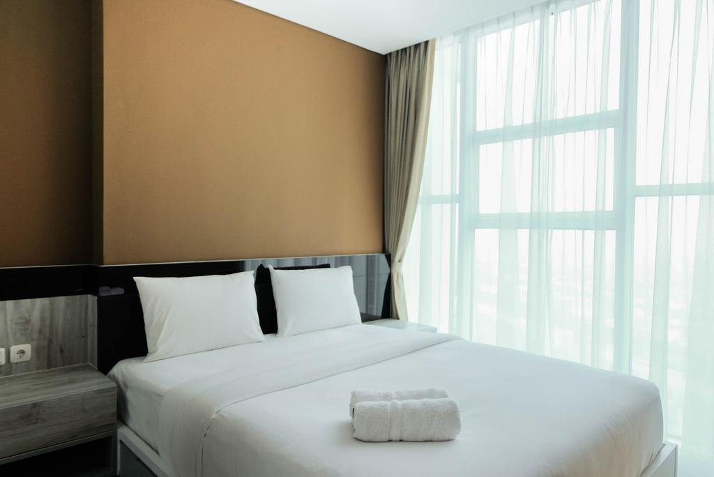 Cozy 1BR Apartment at Brooklyn near IKEA Alam Sutera, Tangerang Selatan