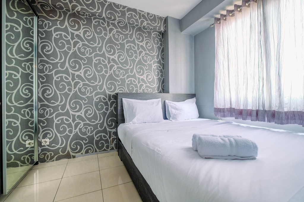 Contemporary 2BR Apartment at Green Palace Kalibata, Jakarta Selatan