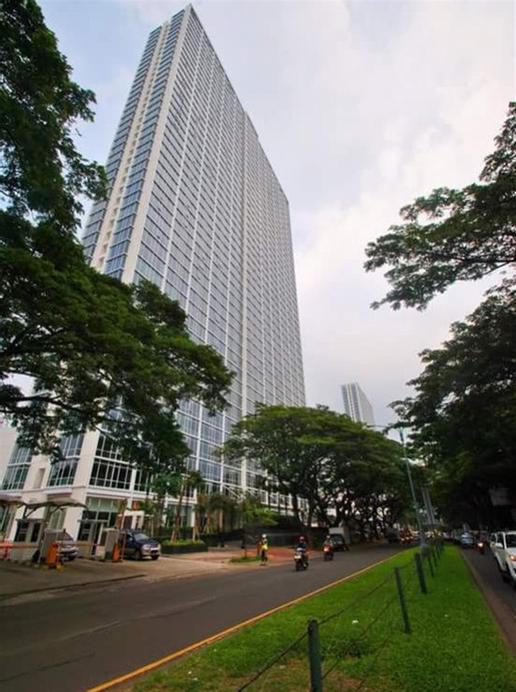 Modern Comfy Studio Apartment at U Residence, Tangerang