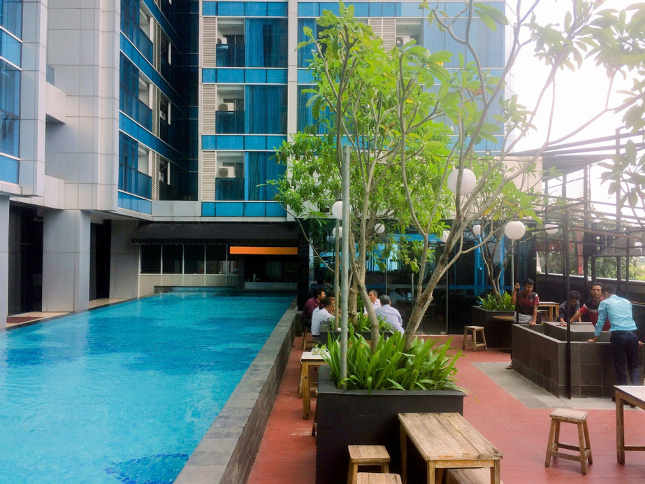 Comfy and Beautiful 1BR at Tamansari The Hive Apartment, Jakarta Timur