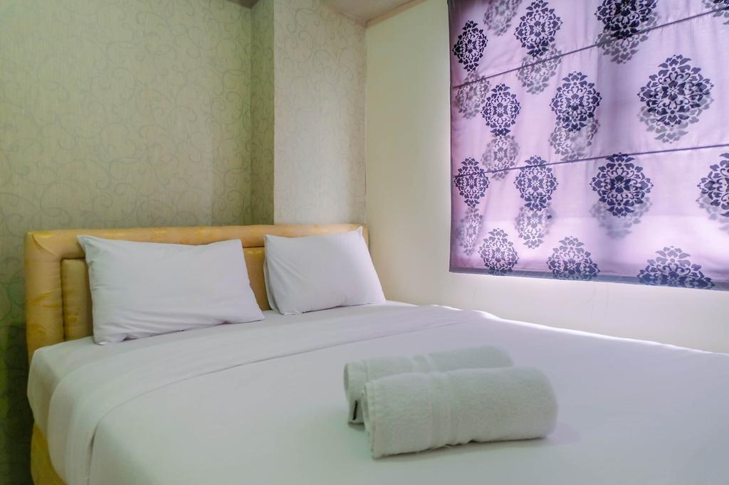 Comfortable 2BR @ Green Palace Kalibata City Apartment, Jakarta Selatan