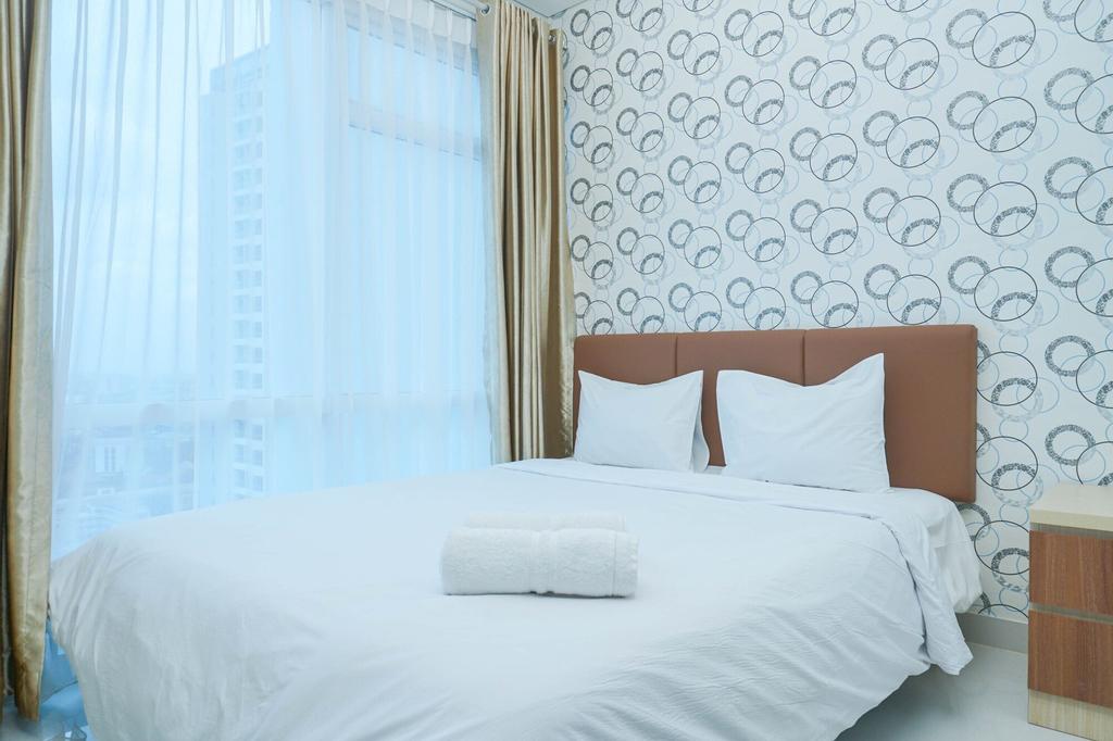 Contemporer 1BR Apartment @ Puri Mansion, Jakarta Barat
