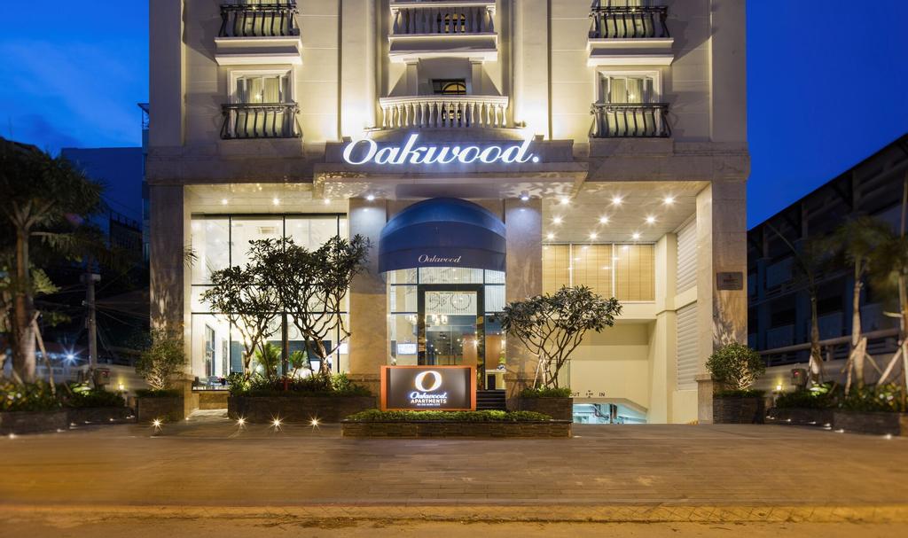 Oakwood Apartments Ho Chi Minh City, Quận 3