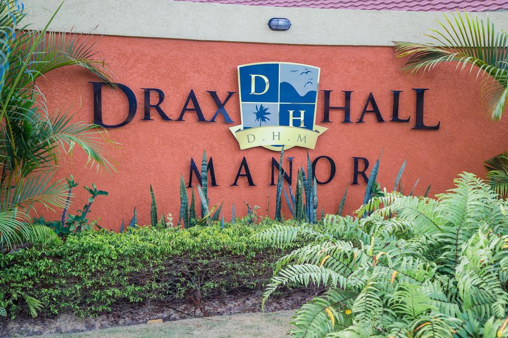 Drax Hall Manor Country Club Villa,