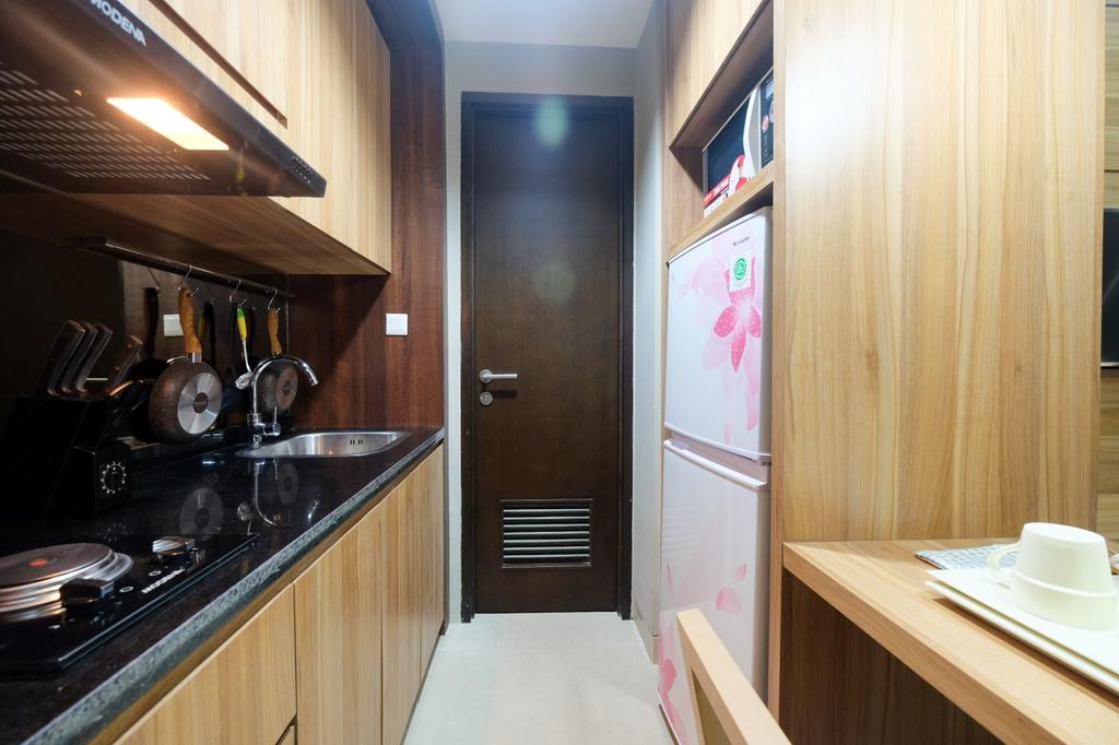 Modern and Good 2BR Mustika Golf Apartment, Cikarang