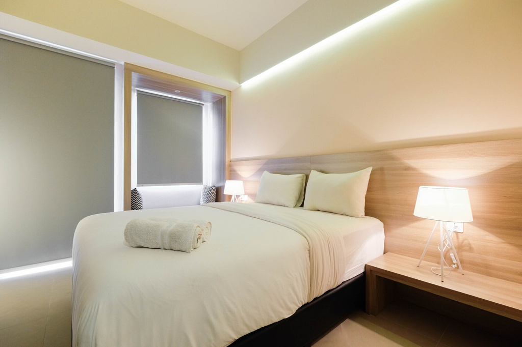 Fully Furnished Studio Apartment at Mustika Golf Residence, Cikarang