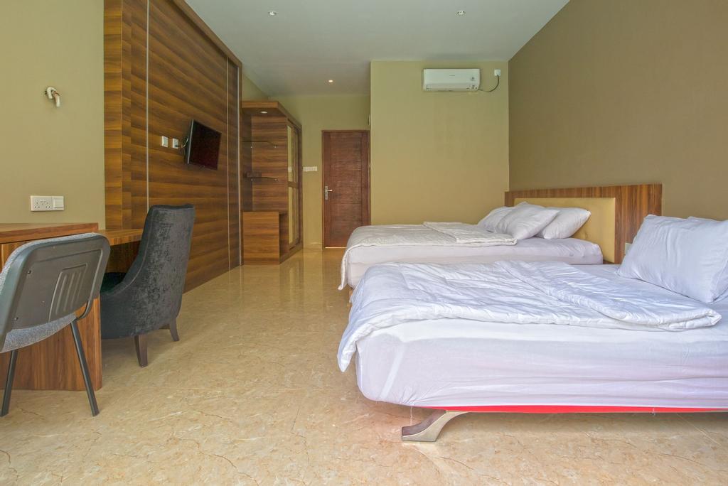 Permata Baloi Green Guest House, Batam