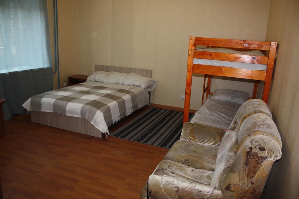 Grant Hostel, Nizhniy Novgorod gorsovet