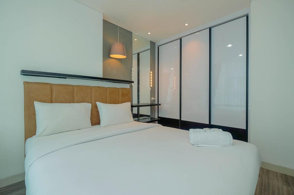 Elegant 1BR at Brooklyn Apartment near Alam Sutera, Tangerang Selatan