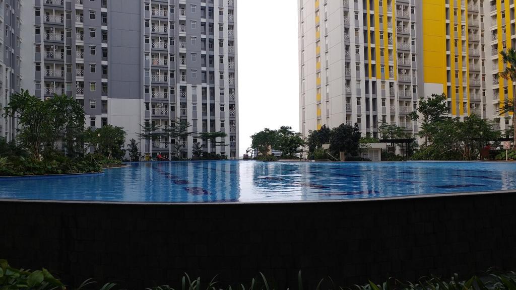 Exclusive 2BR Springlake Summarecon Bekasi Apartment, Bekasi