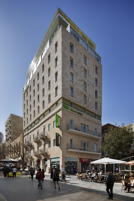 ibis Styles Jerusalem City Center Hotel,