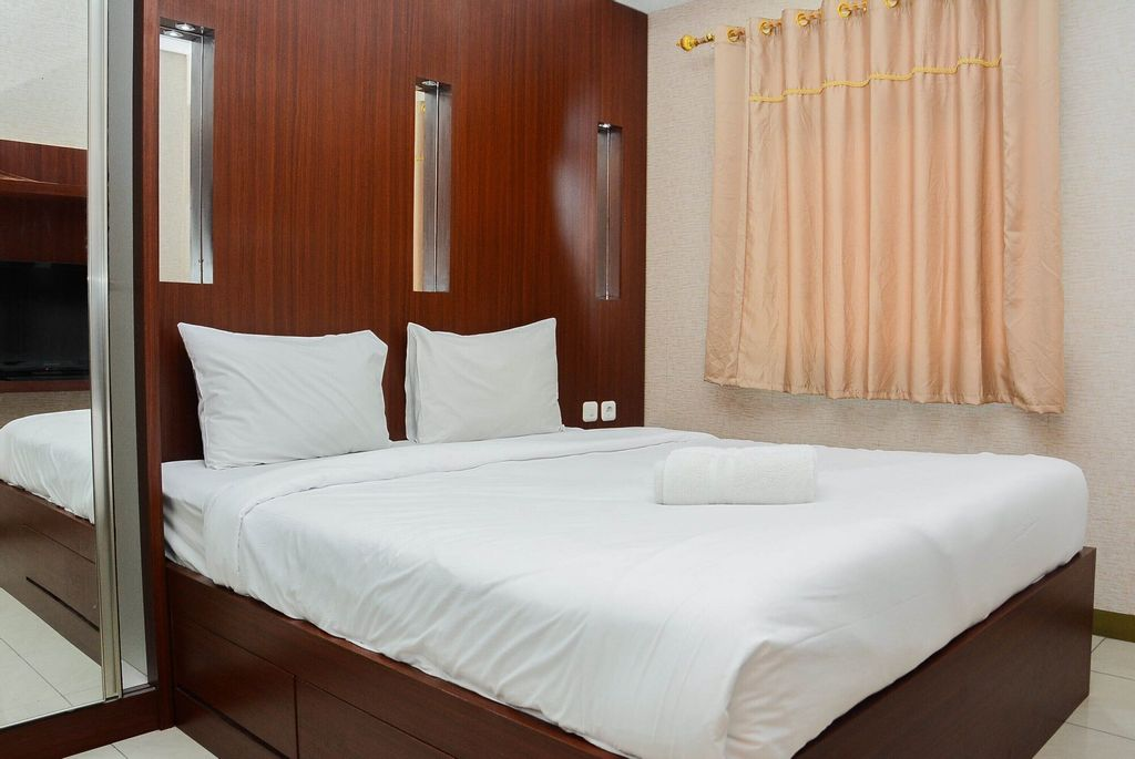 Cozy and Modern 3BR Apartment at Gading Greenhill, North Jakarta