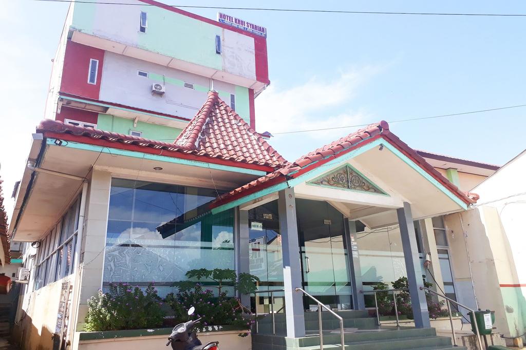 Hotel Krui Syariah, West Lampung