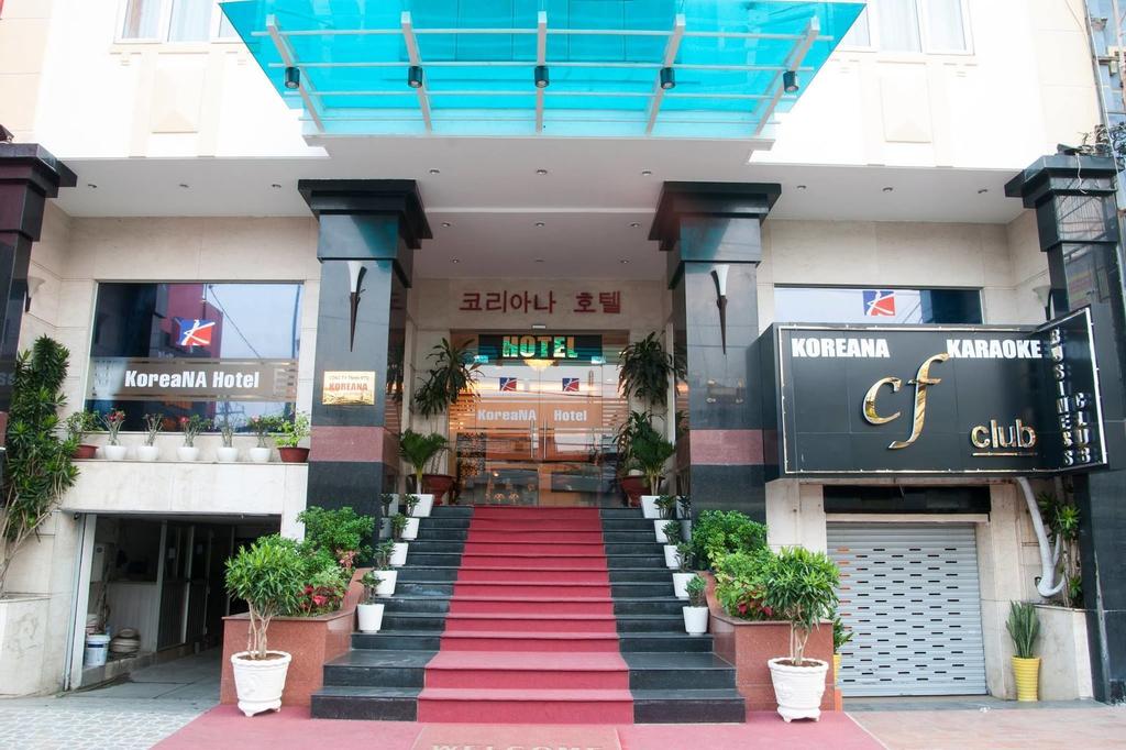 Koreana Hotel, Tân Bình