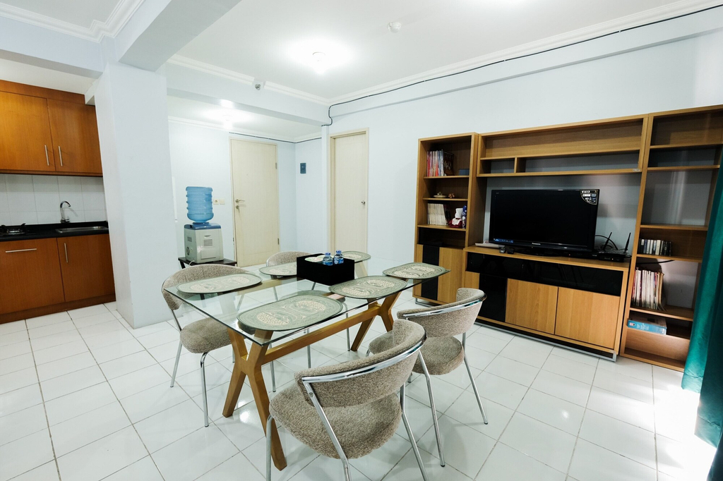 Spacious Family 2BR Grand Center Point Apartment, Bekasi